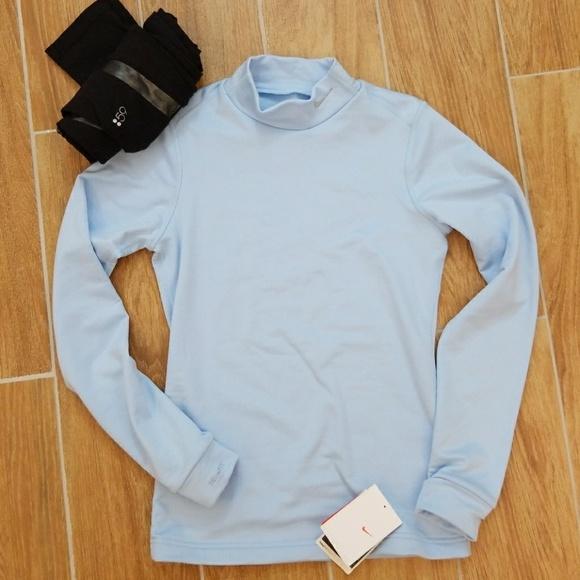ce2c66df3374 Nike Dri-Fit Long sleeve Turtleneck Size Small